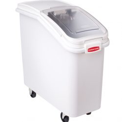 rubbermaid mobile ingredient bins