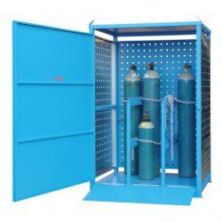 GAS & LPG CYLINDER STORAGE