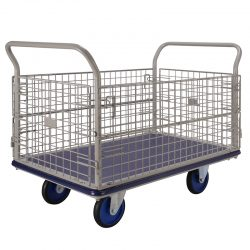 MESH TROLLEYS - CAGE TROLLEYS