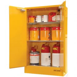FLAMMABLE & CORROSIVE CABINETS
