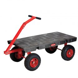 rubbermaid wagon trucks