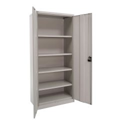STATIONERY CUPBOARDS - LOCKERS