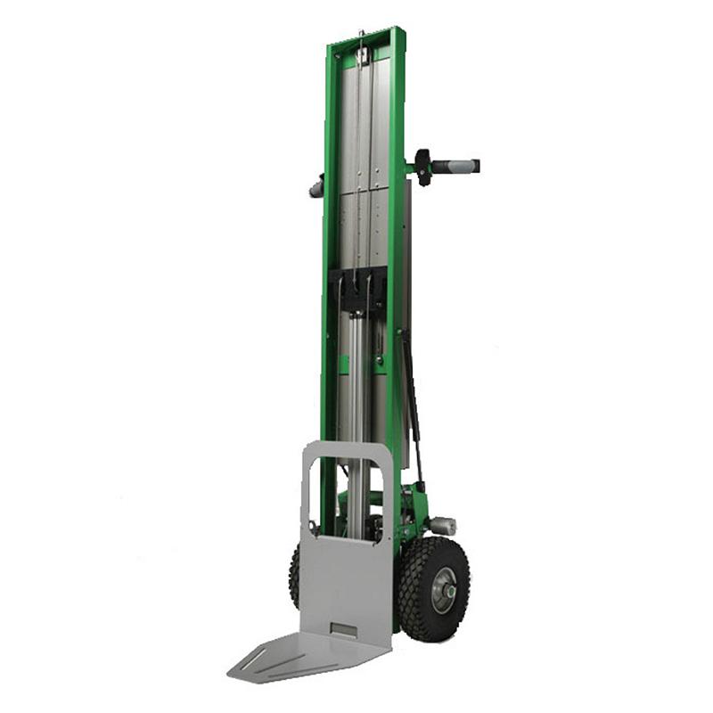 Powered Lift & Drive Handtruck - Castors and Wheels Sydney