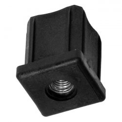 SQUARE THREADED TUBE END