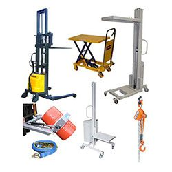 MANUAL HANDLING - LIFTING EQUIPMENT - DRUM HANDLING