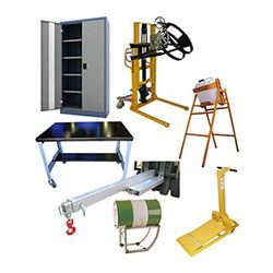 WORKSHOP EQUIPMENT & STORAGE - FORKLIFT ACCESSORIES