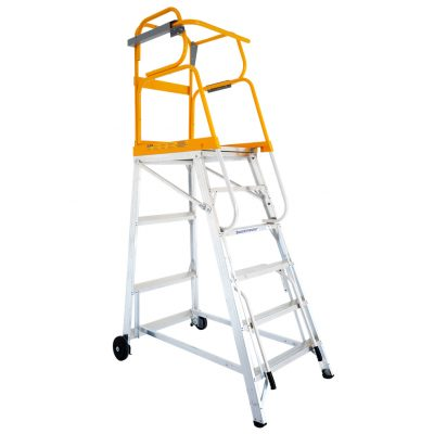 STOCKMASTER TRACKER PRO PLATFORM LADDER