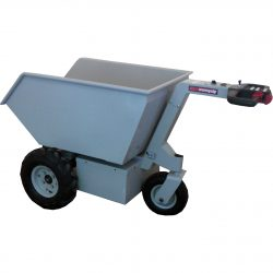 POWERED WHEELBARROWS