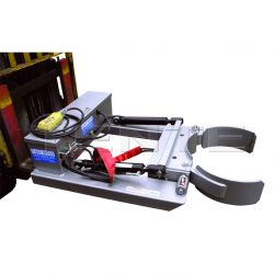 DRUM GRAB / ROTATOR HEAVY DUTY - FORKLIFT HYDRAULIC