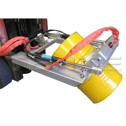 DRUM GRAB / ROTATOR - FORKLIFT HYDRAULIC
