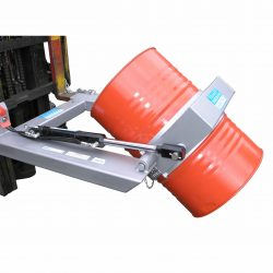 DRUM LIFT & ROTATOR - FORKLIFT HYDRAULIC