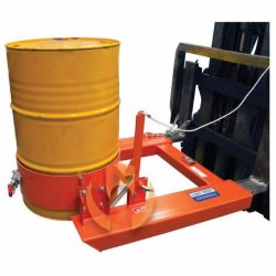 DRUM DUMPER - FORKLIFT MECHANICAL