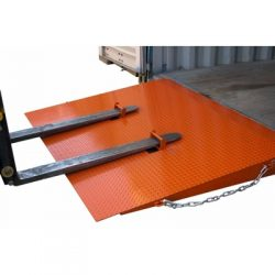 FORKLIFT CONTAINER RAMP 6.5T