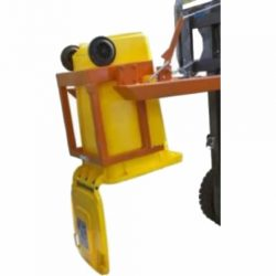 FORKLIFT ATTACHMENT WHEELIE BIN TIPPER TYPE FWE