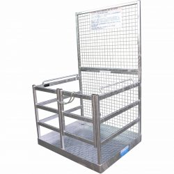 SAFETY CAGE - WORK PLATFORM