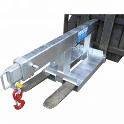FORKLIFT SHORT FIXED JIBS