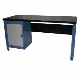 STANDARD MODULAR WORKBENCH + 1 X CUPBOARD UNIT