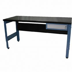 STANDARD MODULAR WORKBENCH + 1 X DRAWER UNIT