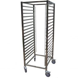 GASTRONORM - FOOD SERVICE TROLLEYS