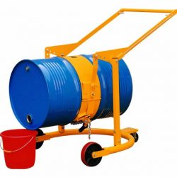 STEEL DRUM CARRIER / ROTATOR