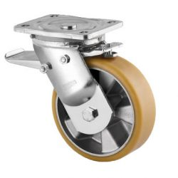 CASTORS - HEAVY DUTY TO EXTRA HEAVY DUTY