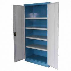 EZYLOK FLAT TOP FACTORY CUPBOARD