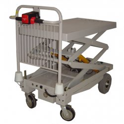 POWERED LIFT & DRIVE TROLLEY