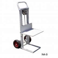 LIFTAIDE MANUAL LIGHTWEIGHT LIFT TROLLEYS (N SERIES)