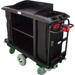 POWERED COMMERCIAL MAIDS CART