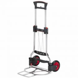 RUXACC BUSINESS XL STAINLESS STEEL FOLDING HANDTRUCK
