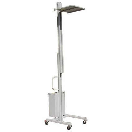 LIFTAIDE ELECTRIC LIGHTWEIGHT 2 STAGE LIFT TROLLEY (S SERIES