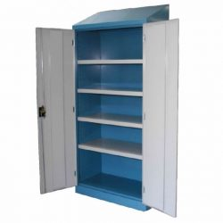 EZYLOK SLOPE TOP FACTORY CUPBOARD