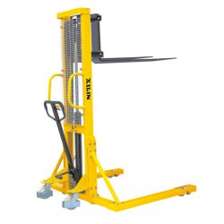 MANUAL STRADDLE WALKIE STACKERS (FOR PALLETS & SKIDS)