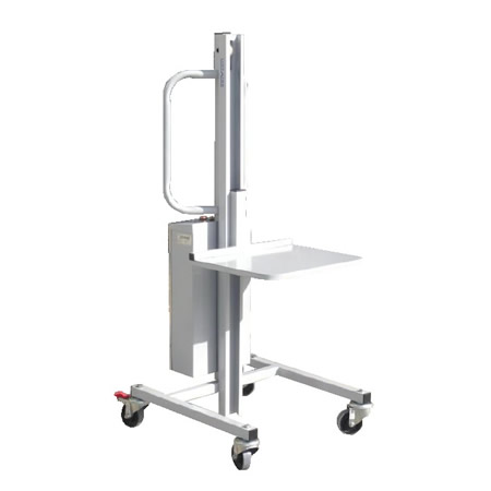 LIFTAIDE ELECTRIC LIGHTWEIGHT LIFT TROLLEYS (S SERIES) – Castors and